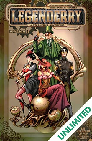 Legenderry #1 (of 7): Digital Exclusive Edition