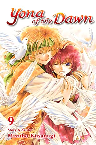 Yona of the Dawn Tome 9