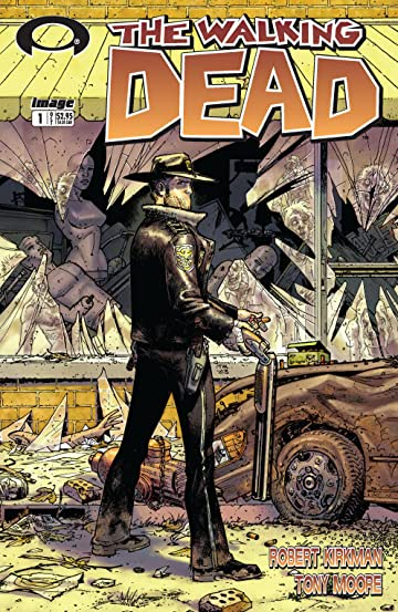 The Walking Dead No.1