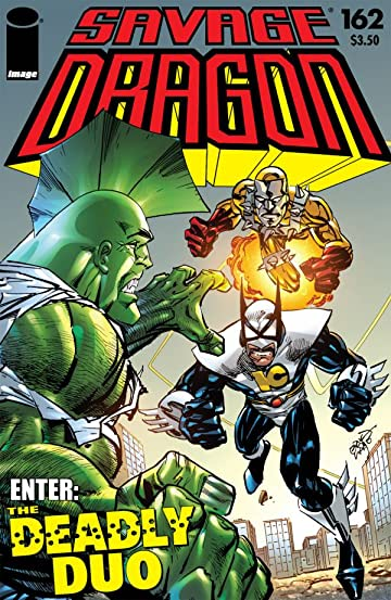 Savage Dragon #162