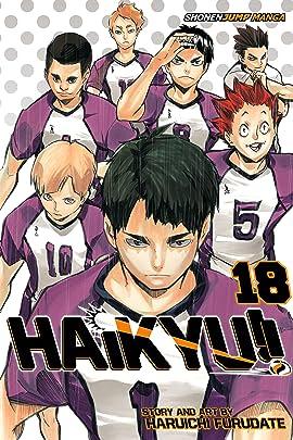 Haikyu!! Vol. 18