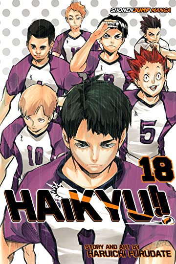 Haikyu!! Vol. 18