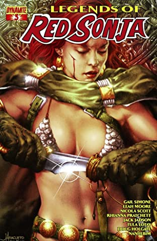 Legends of Red Sonja No.3 (sur 5): Digital Exclusive Edition