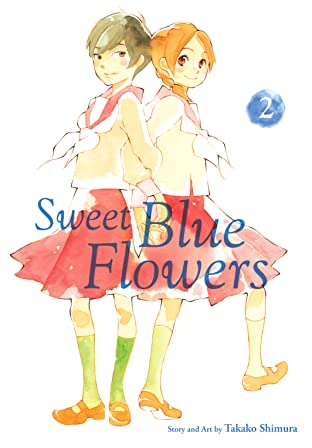 Sweet Blue Flowers Vol. 2