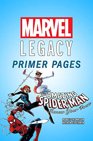 Amazing Spider-Man: Renew Your Vows - Marvel Legacy Primer Pages