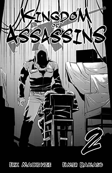 Kingdom of Assassins #2