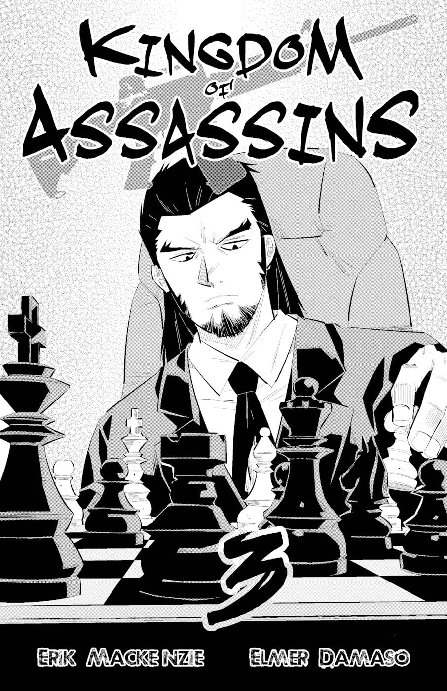Kingdom of Assassins #3