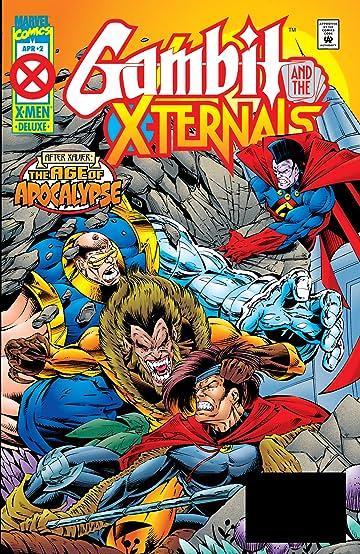 Gambit & The X-Ternals #2