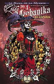 Lady Mechanika en Español: La Dama de la Muerte #1