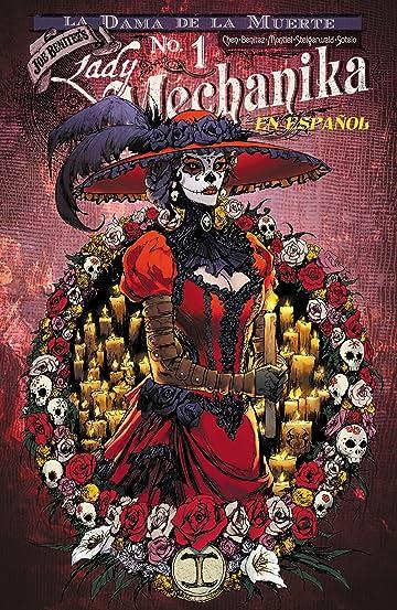Lady Mechanika en Español: La Dama de la Muerte No.1