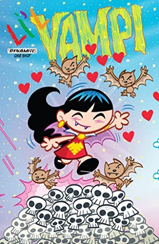 Li'l Vampi #1: Digital Exclusive Edition