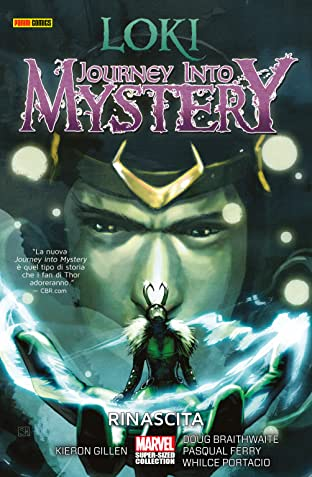 Loki: Journey Into Mystery Vol. 1: Rinascita