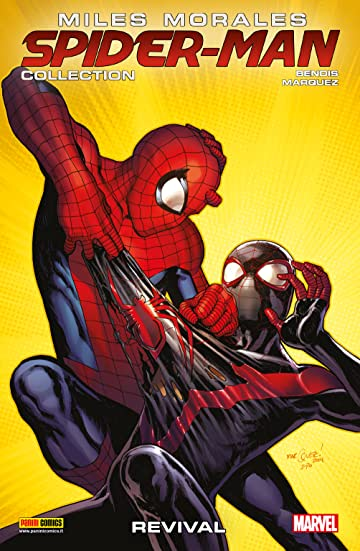 Miles Morales: Spider-Man Collection Vol. 7: Revival