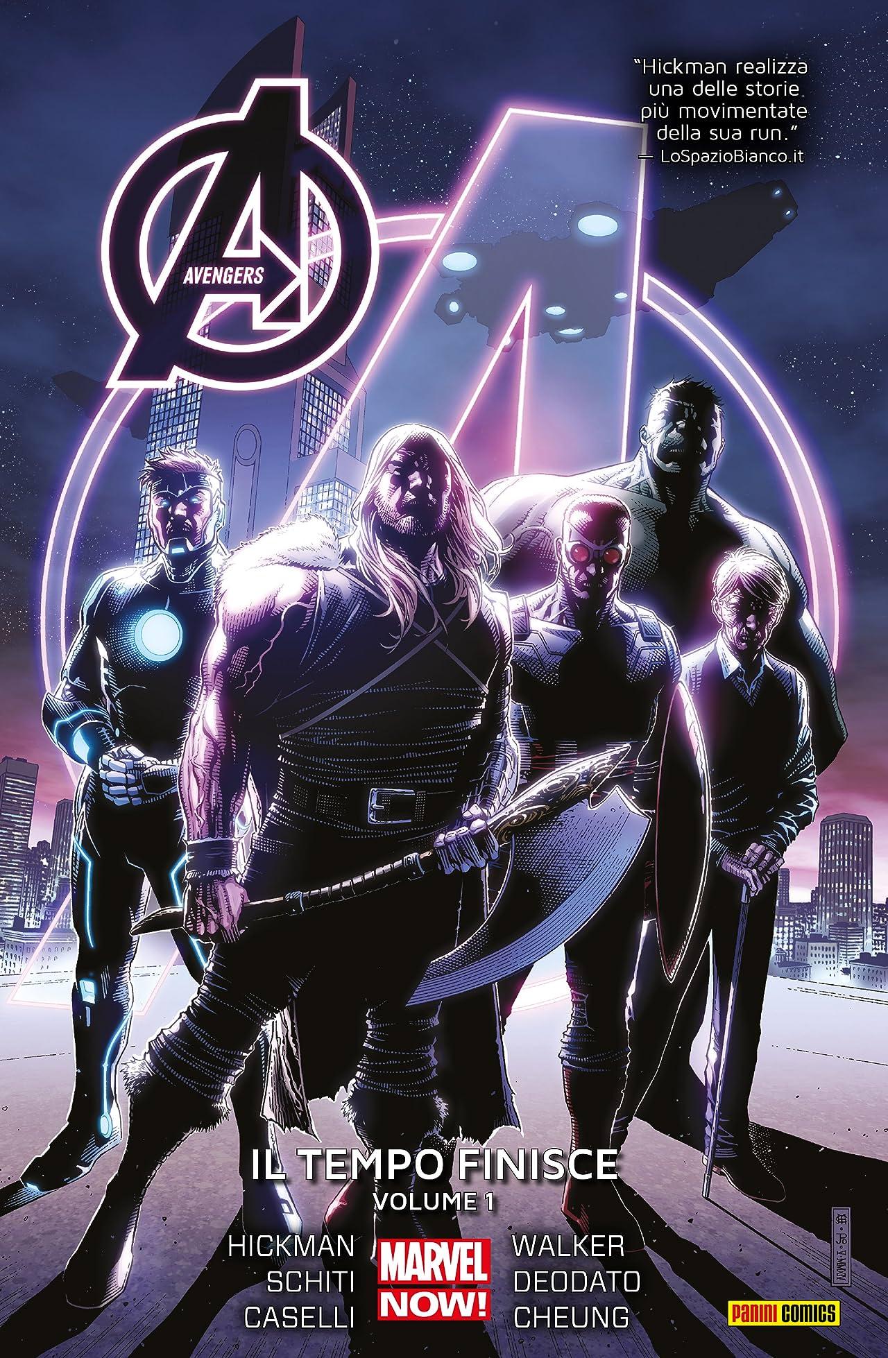 Avengers. Il tempo finisce Vol. 1