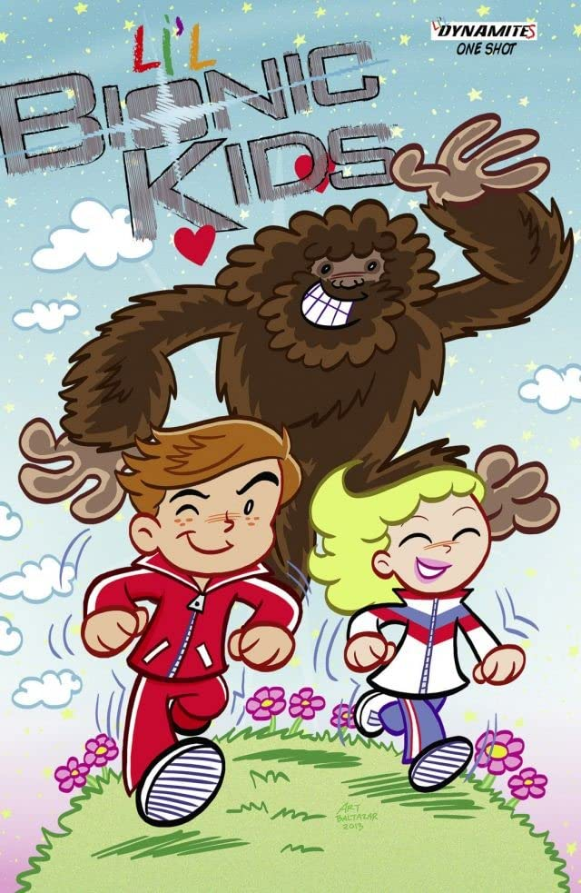 Li'l Bionic Kids #1: Digital Exclusive Edition