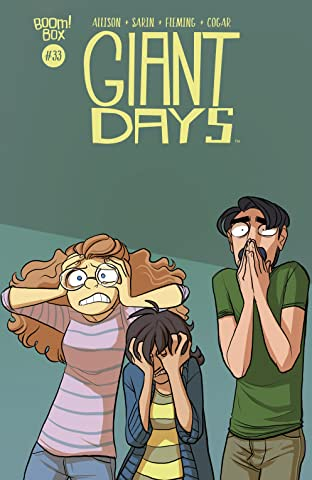 Giant Days No.33