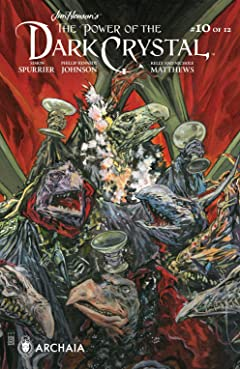 Jim Henson's The Power of the Dark Crystal No.10 (sur 12)