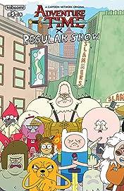 Adventure Time/Regular Show #5