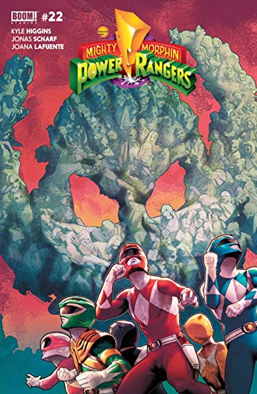 Mighty Morphin Power Rangers No.22