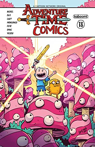 Adventure Time Comics No.18
