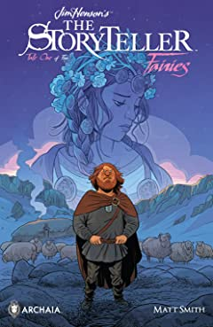 Jim Henson's Storyteller: Fairies #1