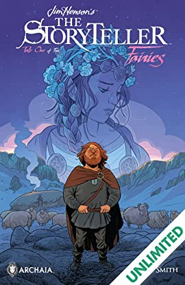 Jim Henson's Storyteller: Fairies #1