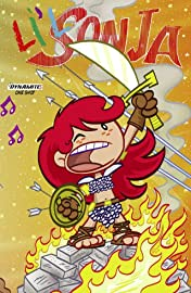 Li'l Sonja #1: Digital Exclusive Edition