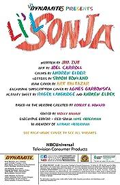 Li'l Sonja #1: Digital Exclusive Edition