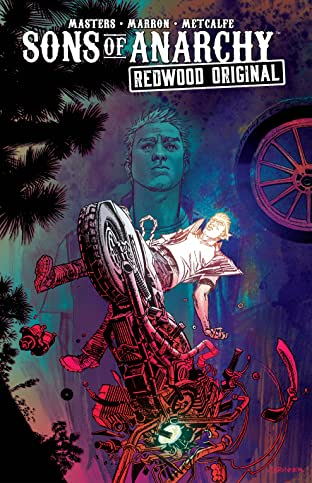 Sons of Anarchy: Redwood Original Tome 2