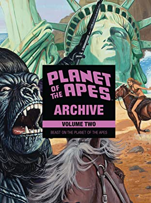 Planet of the Apes Archive Tome 2: Beast on the Planet of the Apes