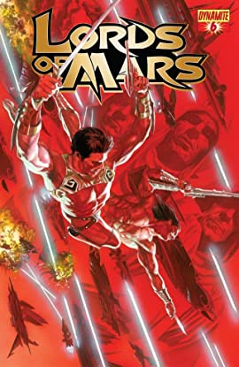 Lords of Mars #6 (of 6)