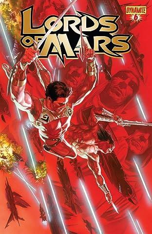 Lords of Mars No.6 (sur 6)