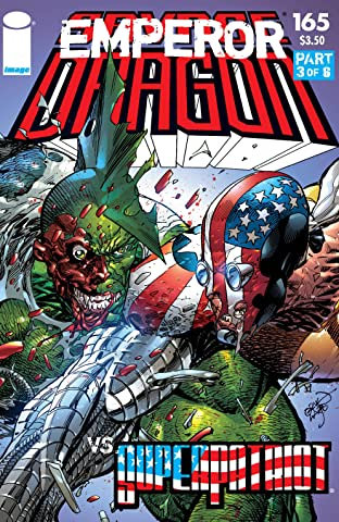Savage Dragon #165