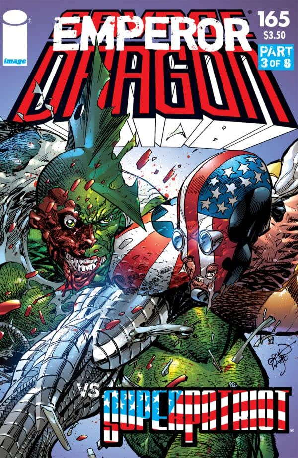 Savage Dragon #165