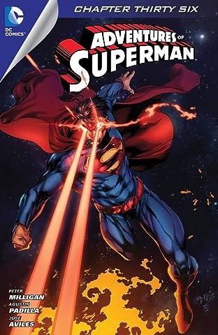 Adventures of Superman (2013-2014) #36