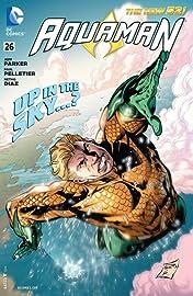 Aquaman (2011-2016) #26