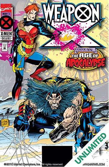Weapon X (1995) #1