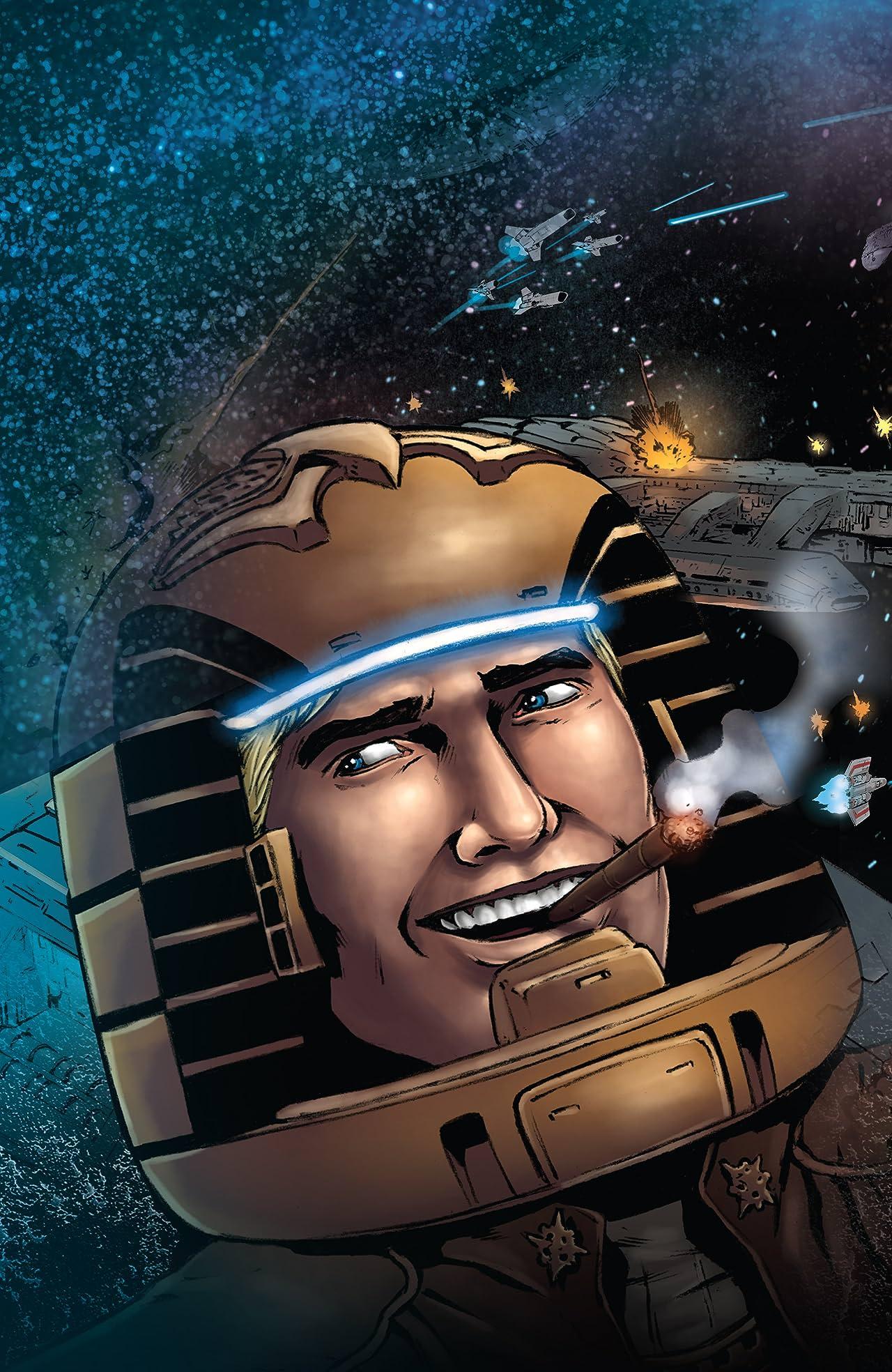 Classic Battlestar Galactica Vol. 1: Memorial