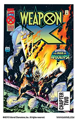 Weapon X (1995) #2