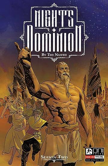 Night's Dominion Season Two #3