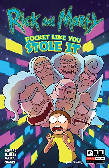 Rick and Morty: Pocket Like You Stole It #5