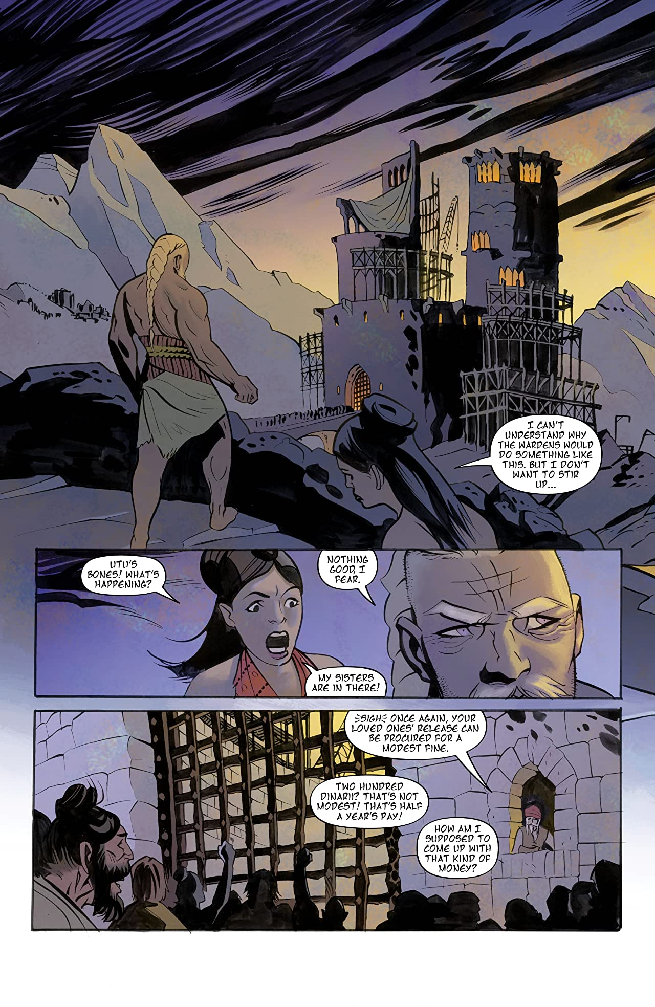 Night's Dominion Season Two #4