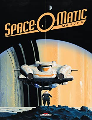 Art of Manchu Vol. 3: Space-O-Matic