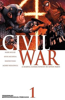 Civil War #1 (of 7)