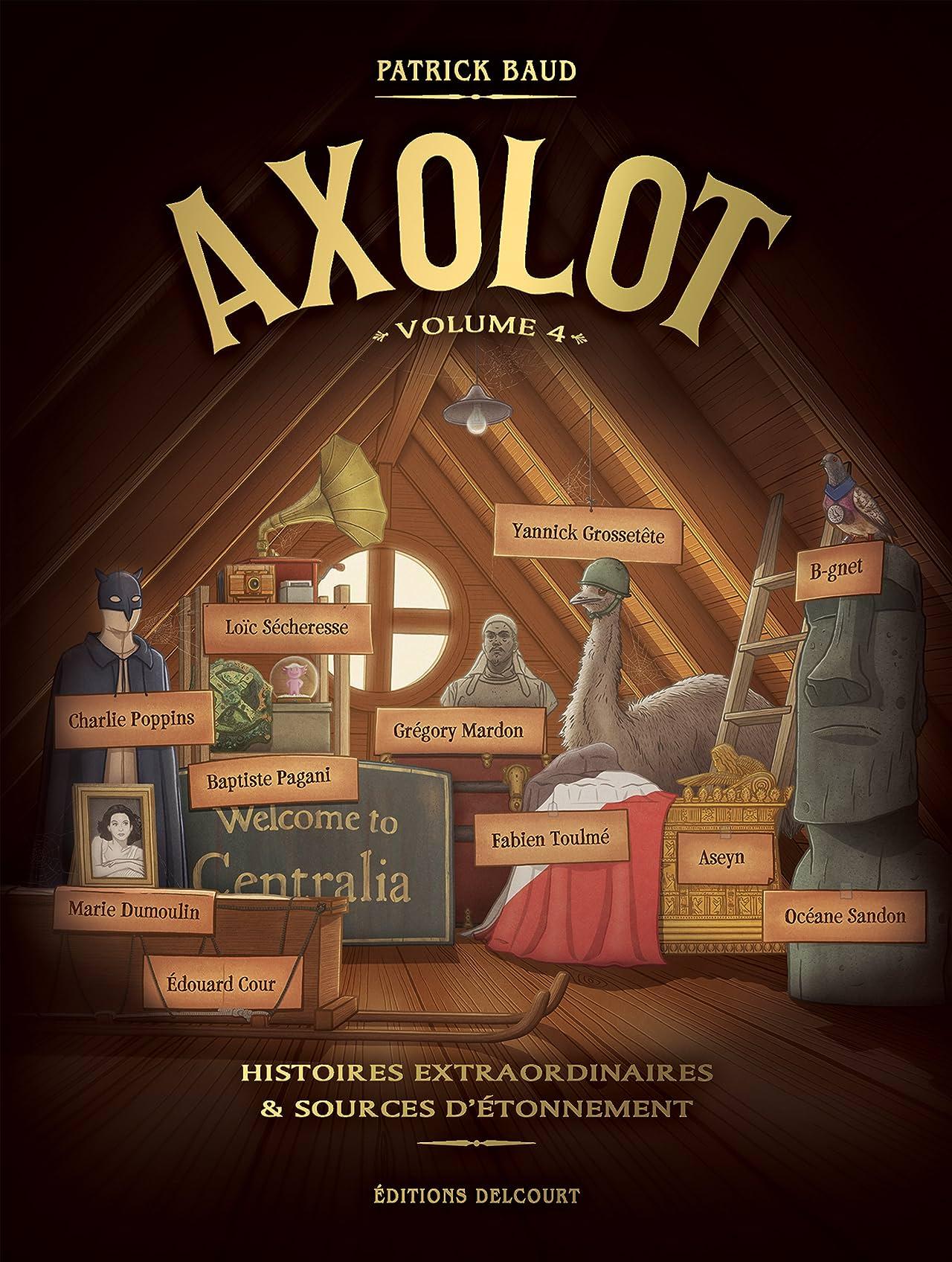 Axolot Vol. 4