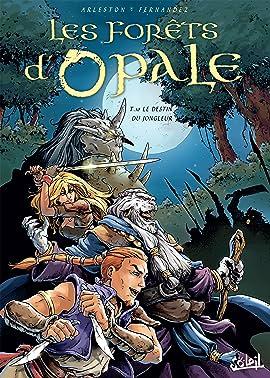 Les Forêts d'Opale Vol. 10: Le Destin du jongleur
