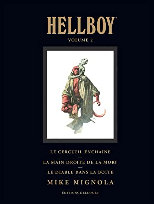 Hellboy Deluxe Tome 2