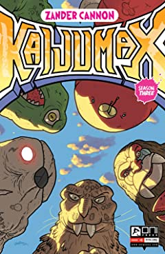 Kaijumax: Season Three #5