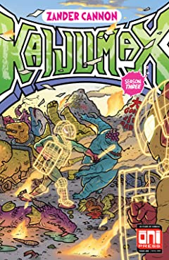 Kaijumax: Season Three #6