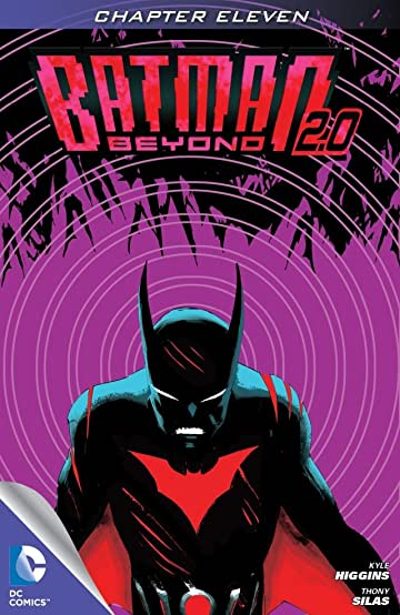 Batman Beyond 2.0 (2013-2014) #11